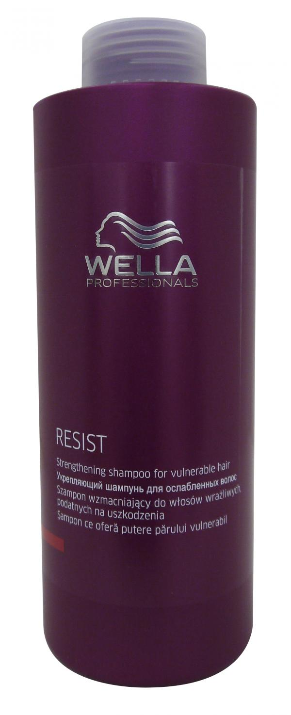 Age resist shampoo 1000ml wella professionals - Wella salon professional hair products ...