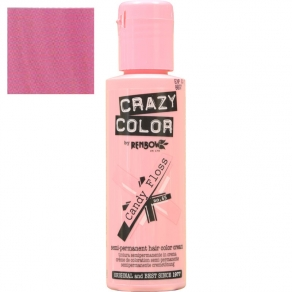Crazy Color Candy Floss 100ml