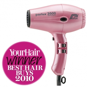 Parlux 3500 SuperCompact Pink Dryer 2000w
